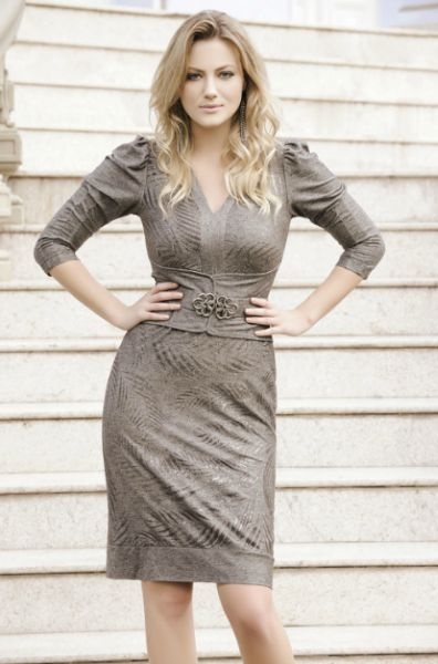 Vestidos moda evangelica 2012