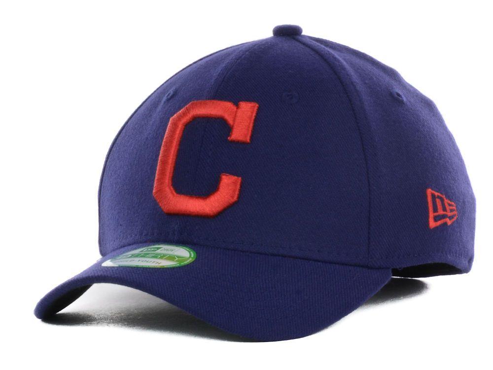 Cleveland indians new era mlb junior team classic 39thirty