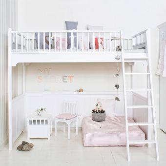 Oliver Furniture Hochbett Seaside Sofort Lieferbar Home