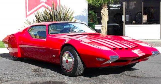 1970 Pontiac One