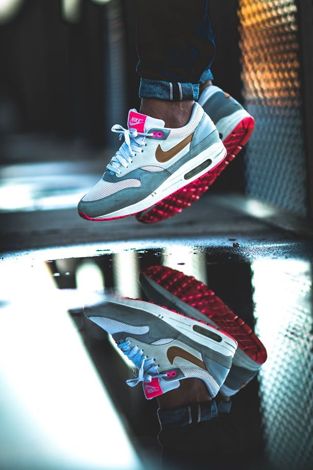 Nike Air Max 1 Pink Pack (by Marvin Hiltbrunner) 1145b70855d