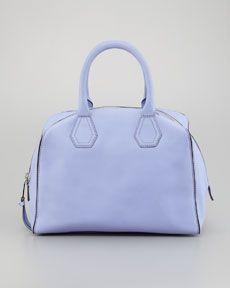 Rebecca Minkoff Jayden Satchel Bag Lilac