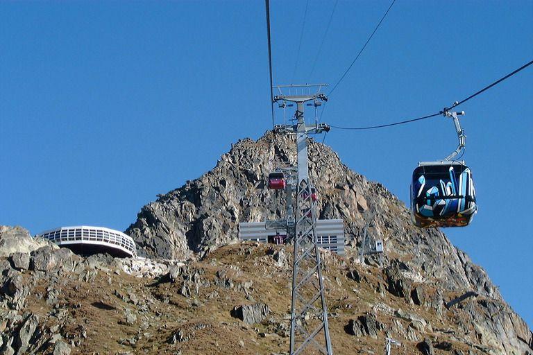Klettersteig Eggishorn : Klettersteig eggishorn u2013 kletterabenteuer in der aletsch arena