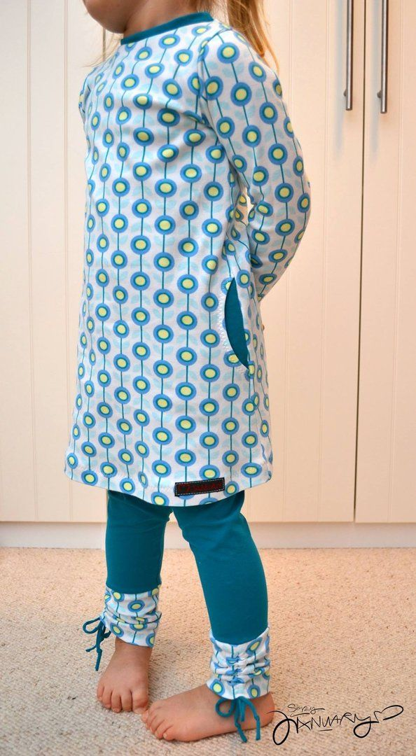 Photo of Ebook Binta A-Line Dress – Patterns and Instructions as …
