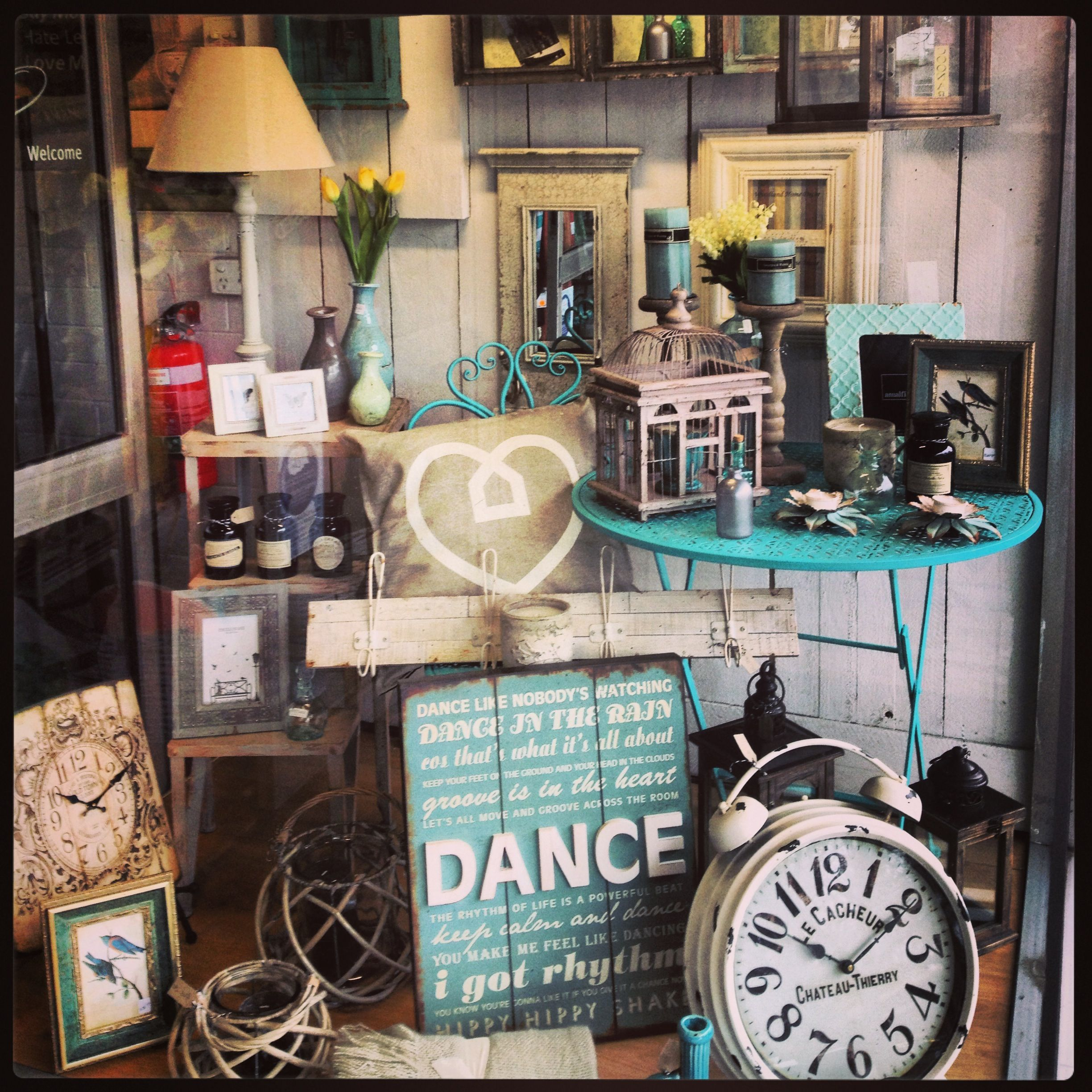 The Best San Diego Home Gift Boutiques: Shop Window Display Lavish Abode