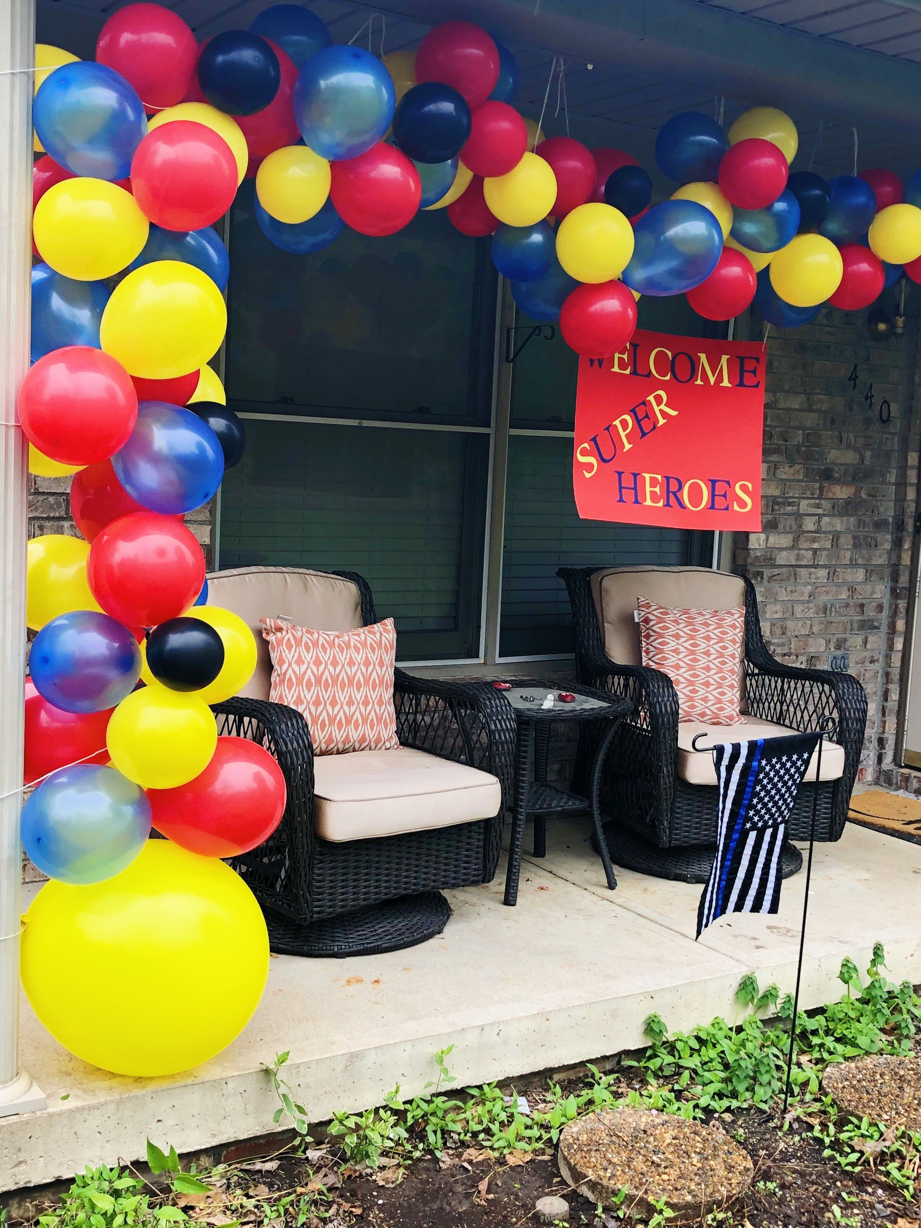 Throwing A Superhero Themed Party Here S My Best Superhero Themed