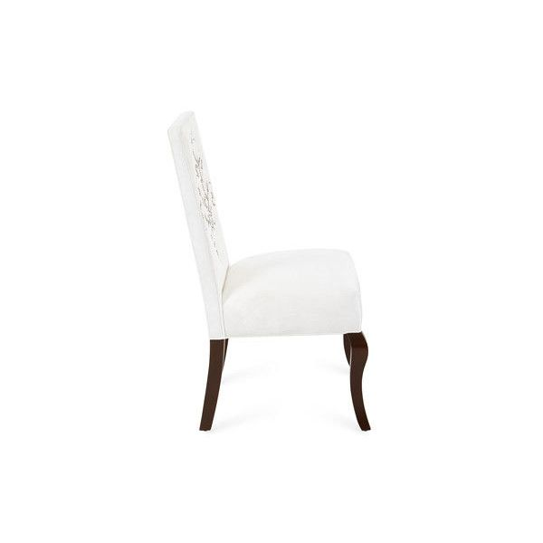 Haute House Olga Dining Chair ($1,999) ❤ Liked On Polyvore Featuring Home,  Furniture