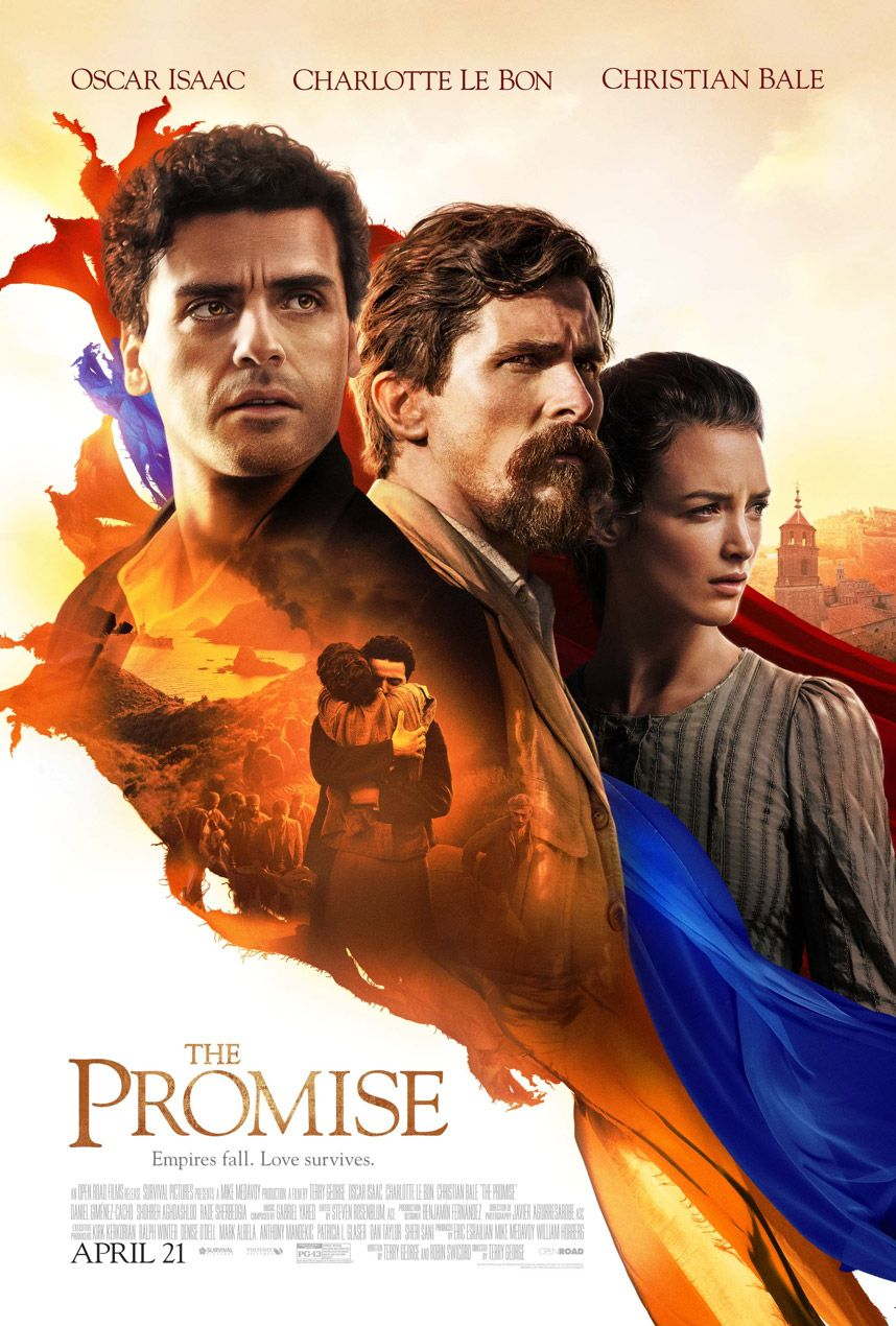 The Promise opens at Regal Cinemas on April 21, 2017. Get tickets ...