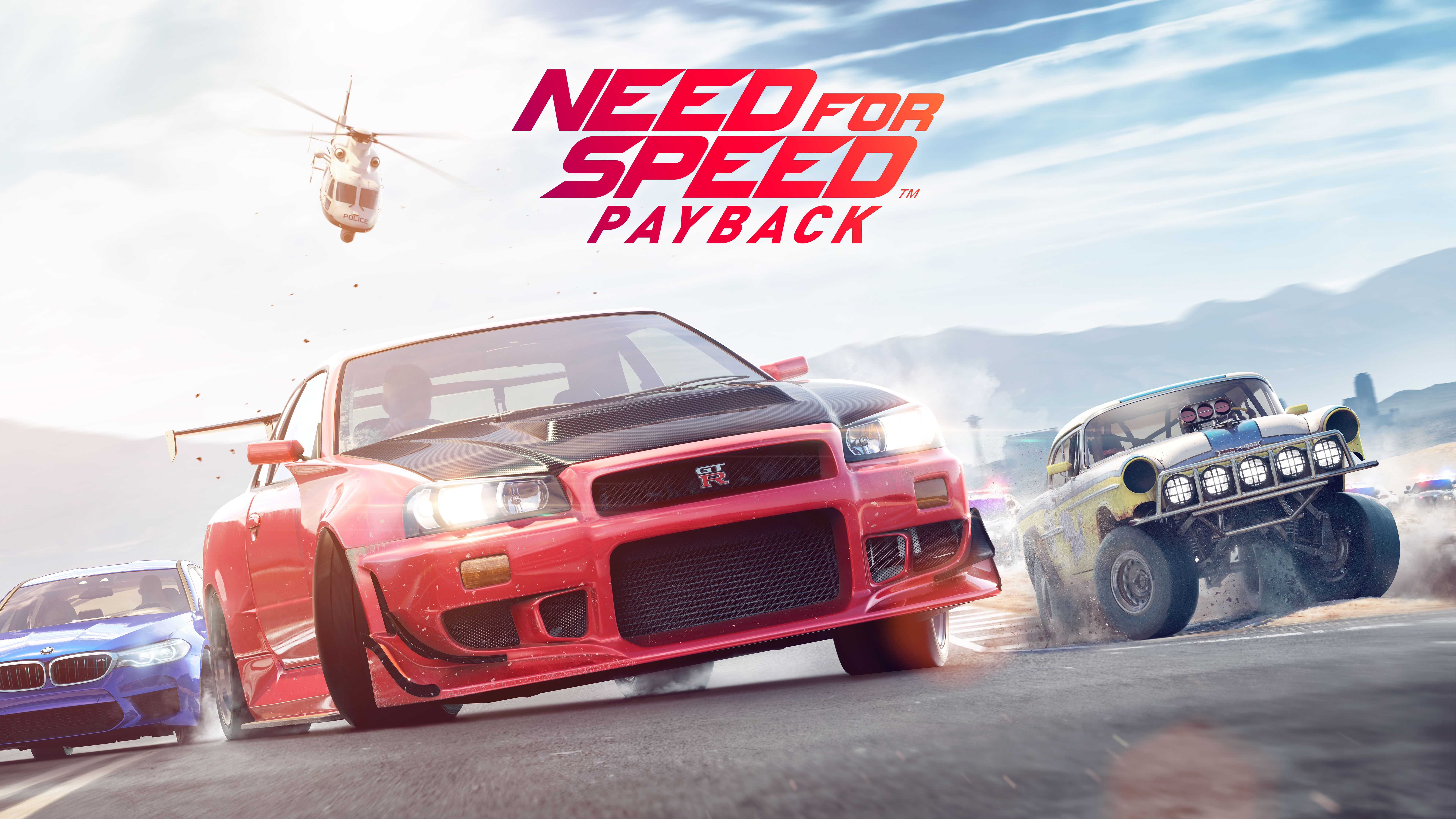 Need For Speed Payback K Car Chase Need For Speed Payback - Cool cars under 8k