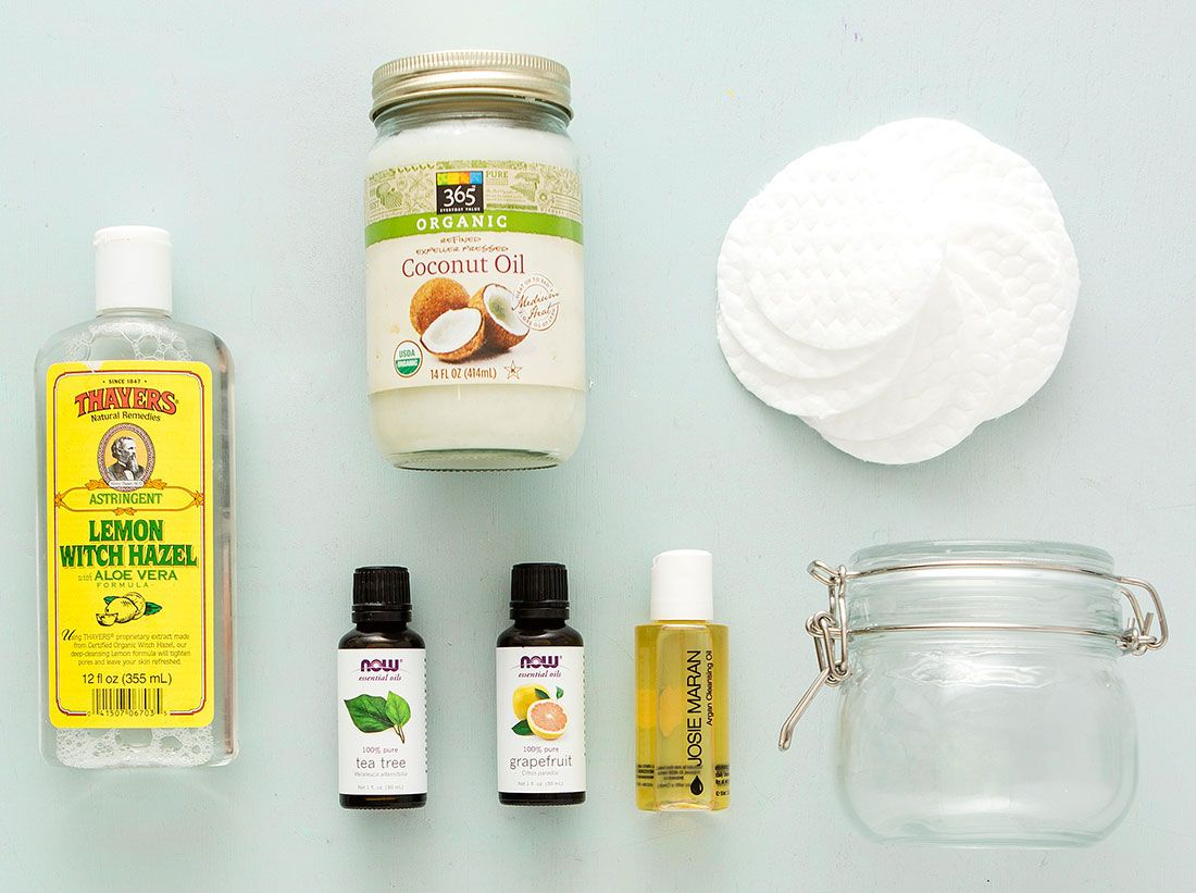 Beauty Mythbuster Should You Make Your Own Makeup Remover