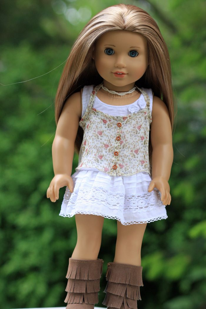 Roebuck Bay | Liberty Jane Couture Doll Clothes and Sewing Patterns