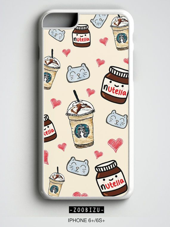 Tumblr iPhone 6S Case Tumblr iPhone 6 Case Nutella by zoobizu