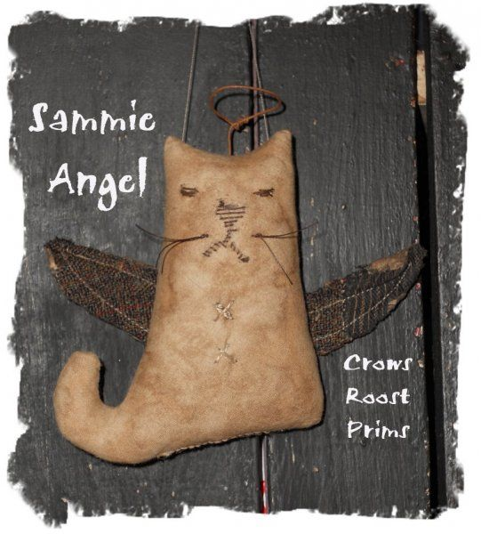 CAT Primitive Sammie Angel 328pm $5.00