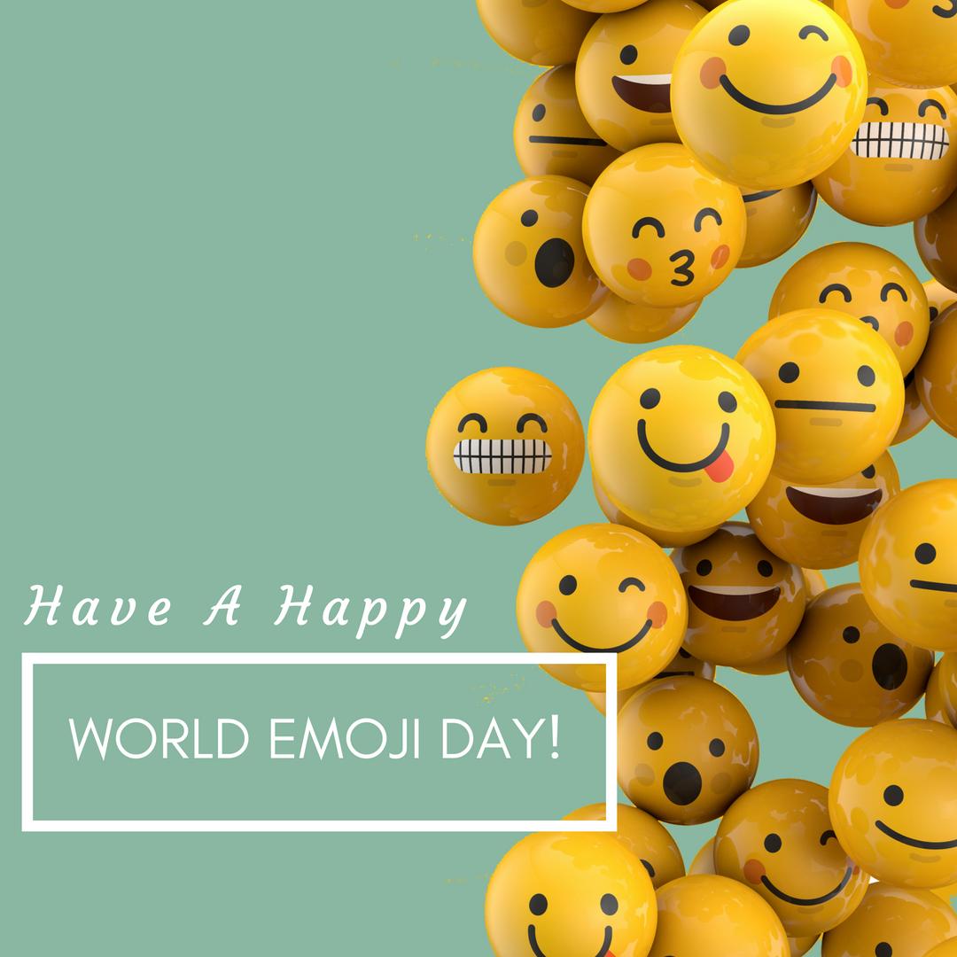 Happy World Emoji Day!!! ??? @caseyraye7 @ellennewman_np ...