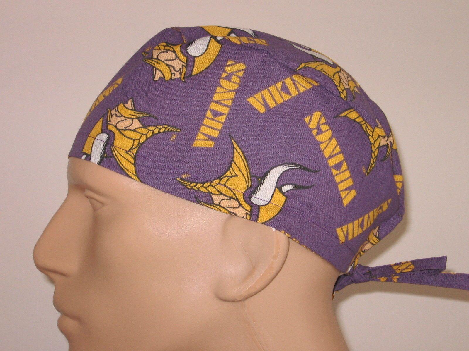 SURGICAL SCRUB HAT CAP SWEATBAND HAT EKG ECG Heart QRS COMPLEX DOCTOR NURSE