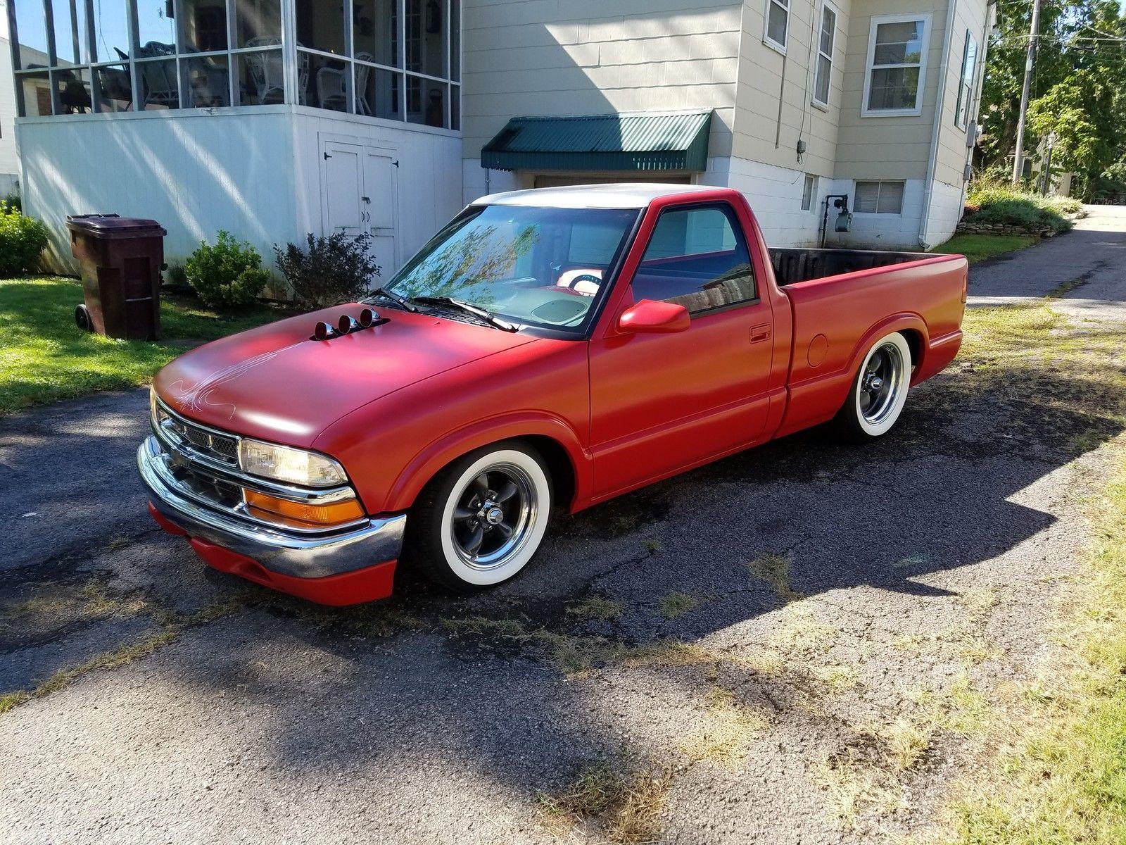 US $6,500.00 Used in eBay Motors, Cars & Trucks, Chevrolet | S-10 ...