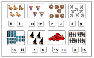 Counting Work Tasks Free Printables Autistic Students Work Task Autism Activities