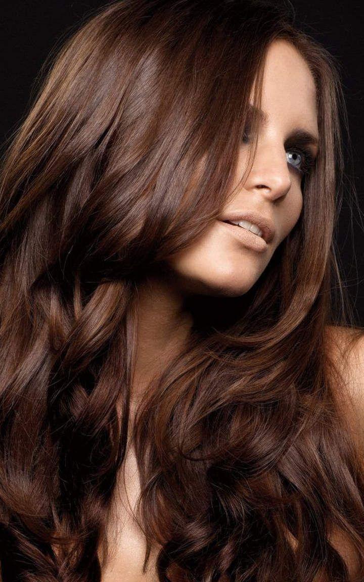 dark chocolate brown #10 | hair styles i love | Pinterest | Brown ...