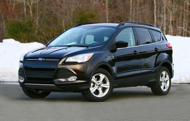 2013 Ford Escape With Images Ford Escape Manual Car Owners Manuals