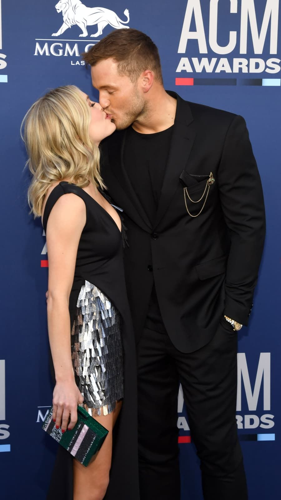 Pin By Kira Marlin On The Cutest Of Cassie And Colton In 2020 Colton Underwood How To Look Handsome American Country Music Awards