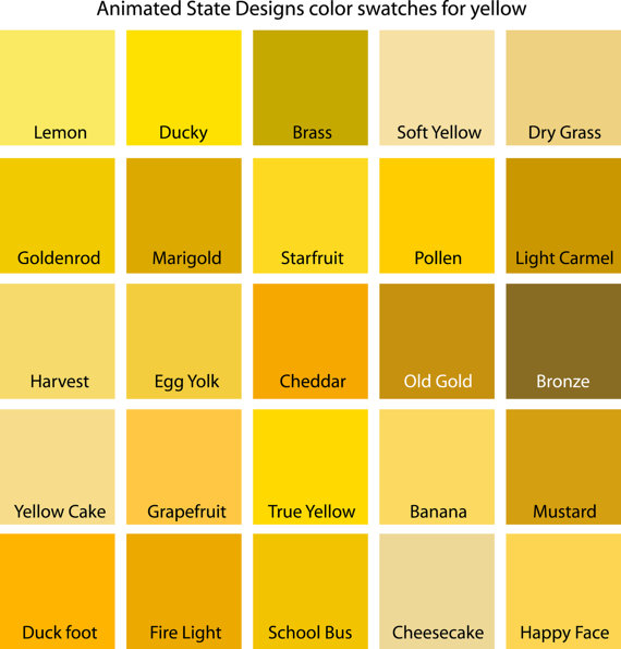 color swatches for cyan yellow yellow green and green in 2019 products color swatches. Black Bedroom Furniture Sets. Home Design Ideas