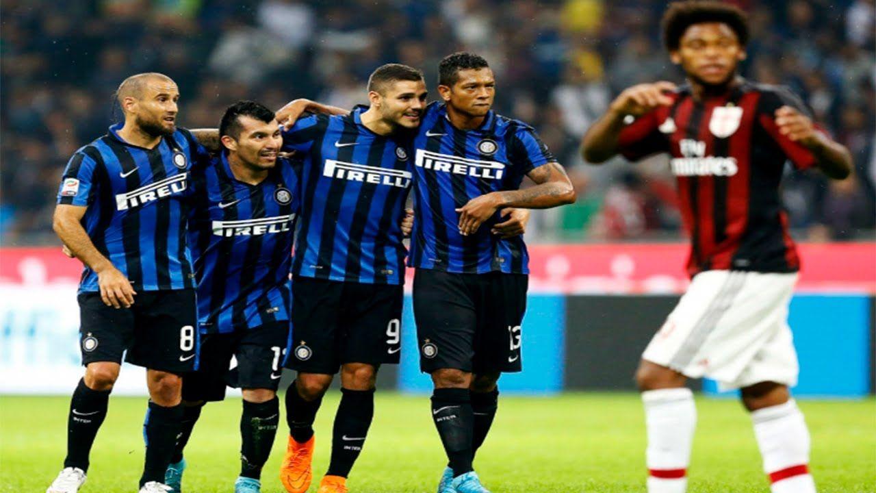 Inter Milan 1-0 AC Milan (Serie A) Goals 2015