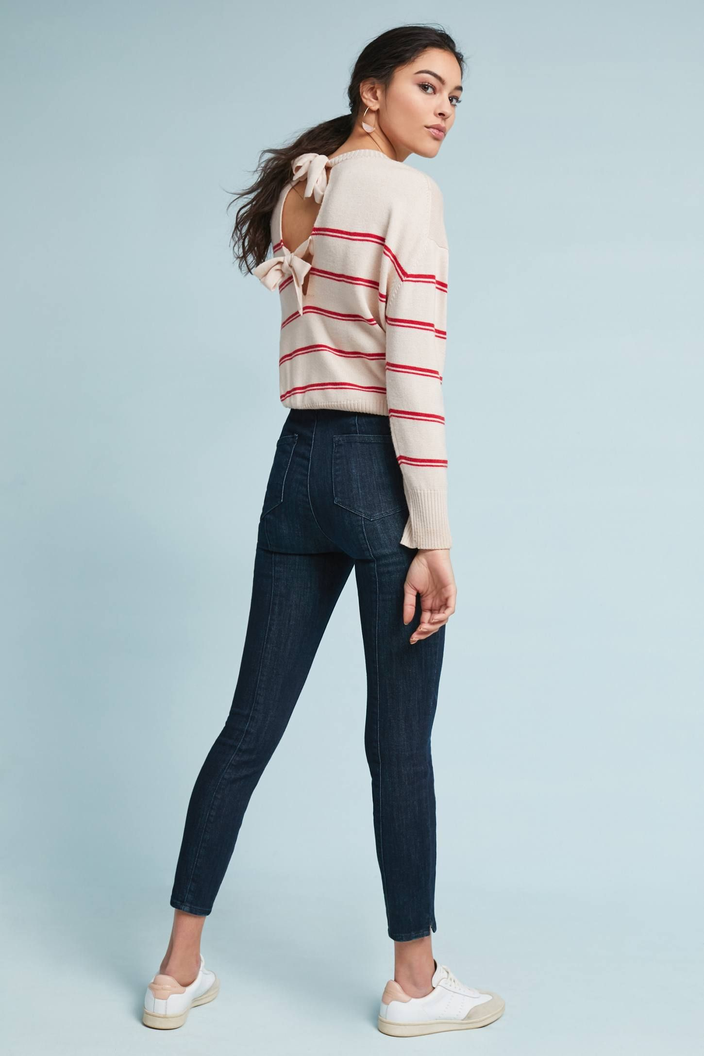 ecd2223fade Pilcro High-Rise Ankle Denim Leggings  ad  AnthroFave  AnthroRegistry  Anthropologie
