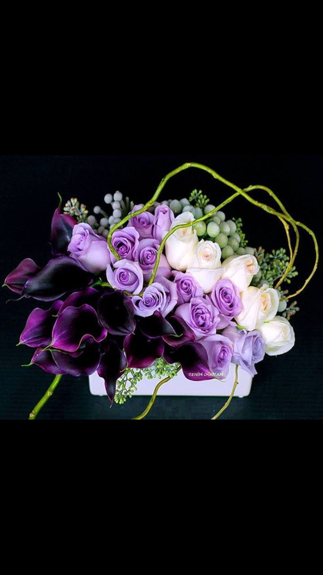 Composition florale | fresh flowers arrangement | Floral ...