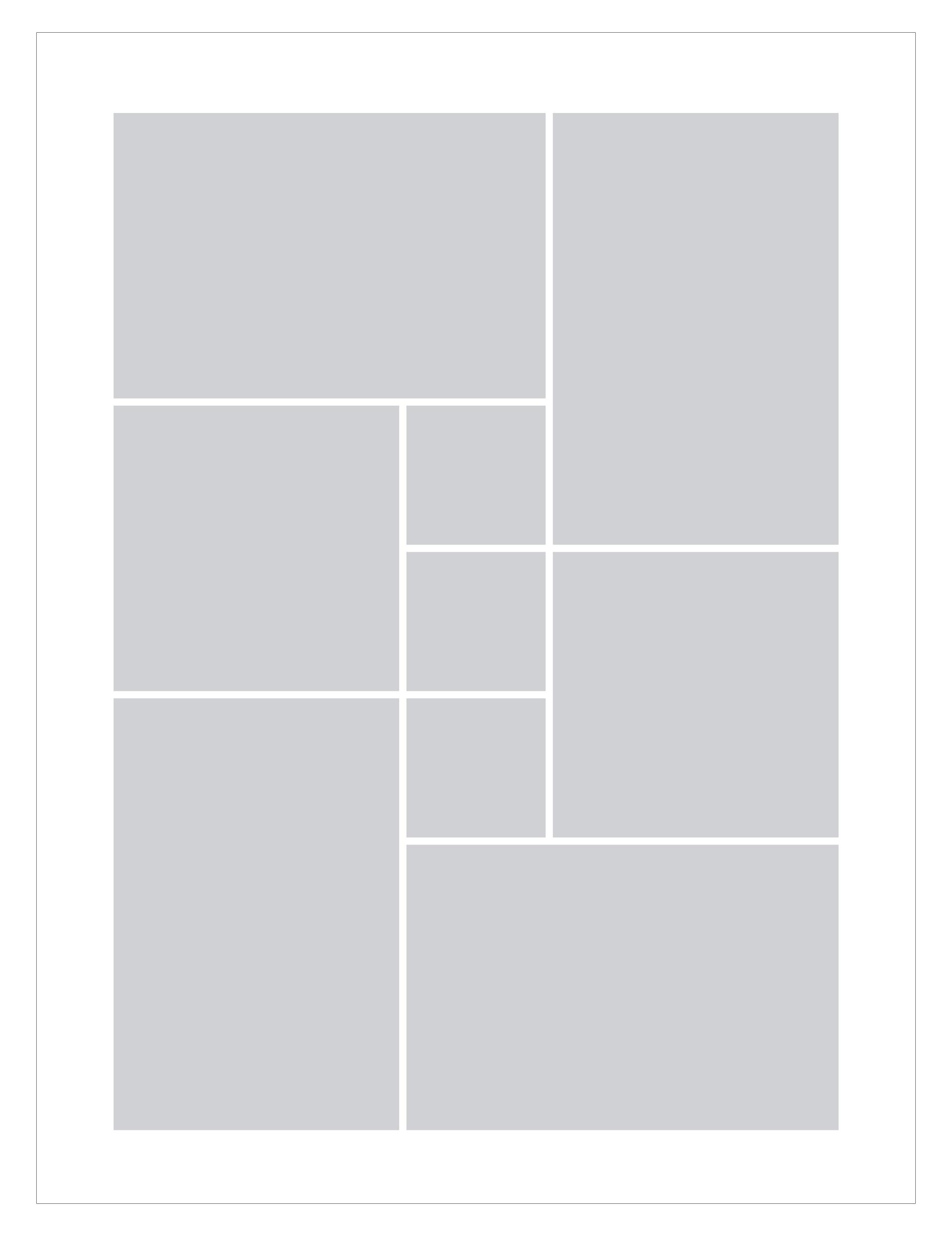 fotocollage erstellen in 60x80 f r 9 bilder mit und ohne. Black Bedroom Furniture Sets. Home Design Ideas