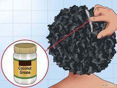 Comment faire pousser ses cheveux crepus rapidement