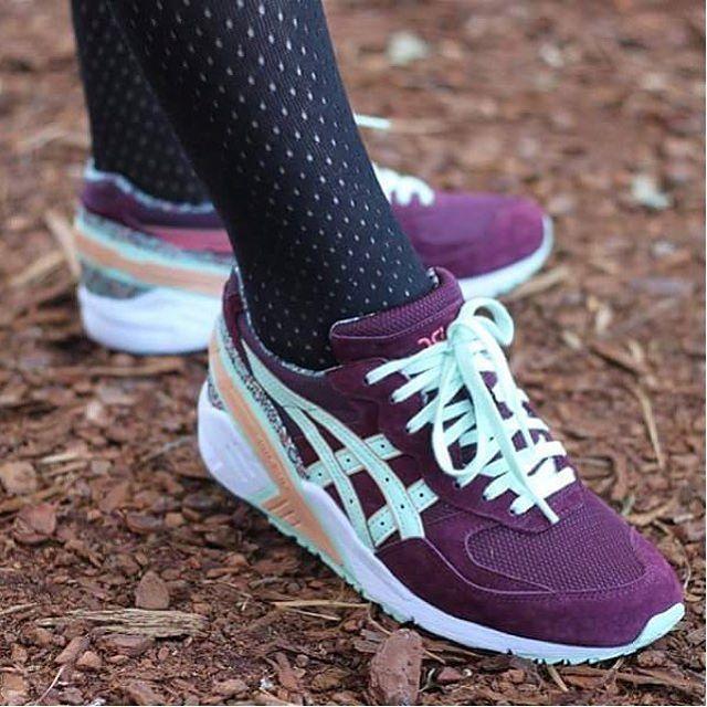 Sneakers femme - Asics Overkill