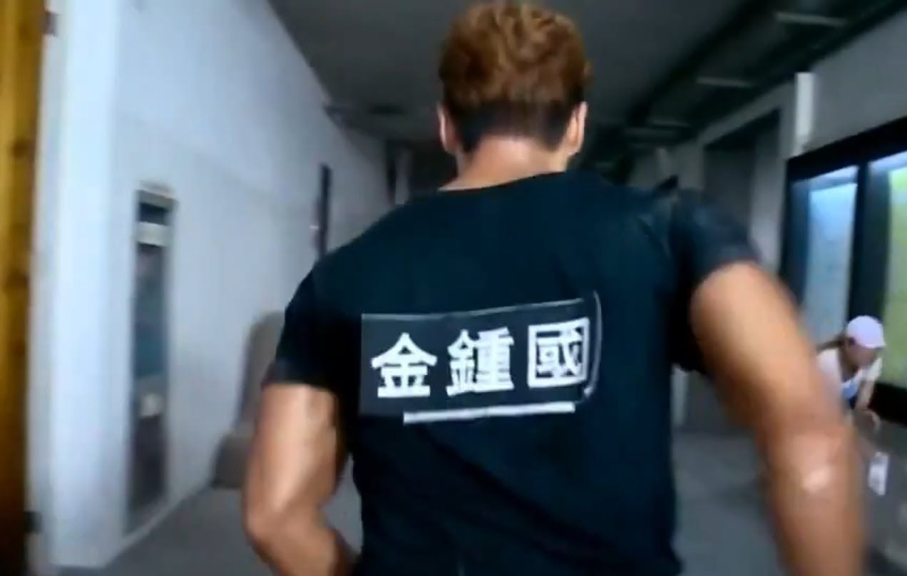 ☆ China Running Man Episode 1 | 奔跑吧兄弟 | Guest - Kim Jong Kook