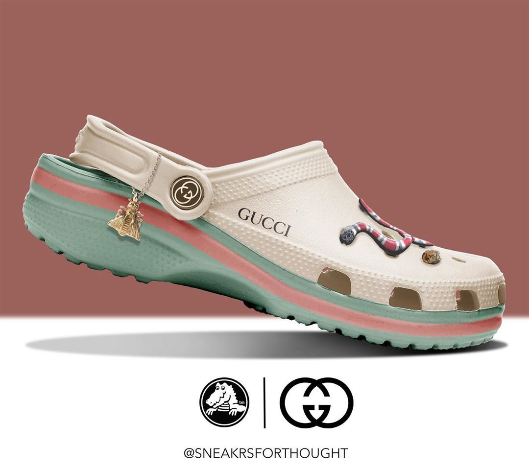 Gucci X Crocs What are your opinion of