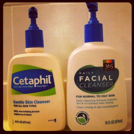 Non Toxic Cetaphil Dupe At Whole Foods Gentle Skin Cleanser Skin Cleanser Products Cetaphil