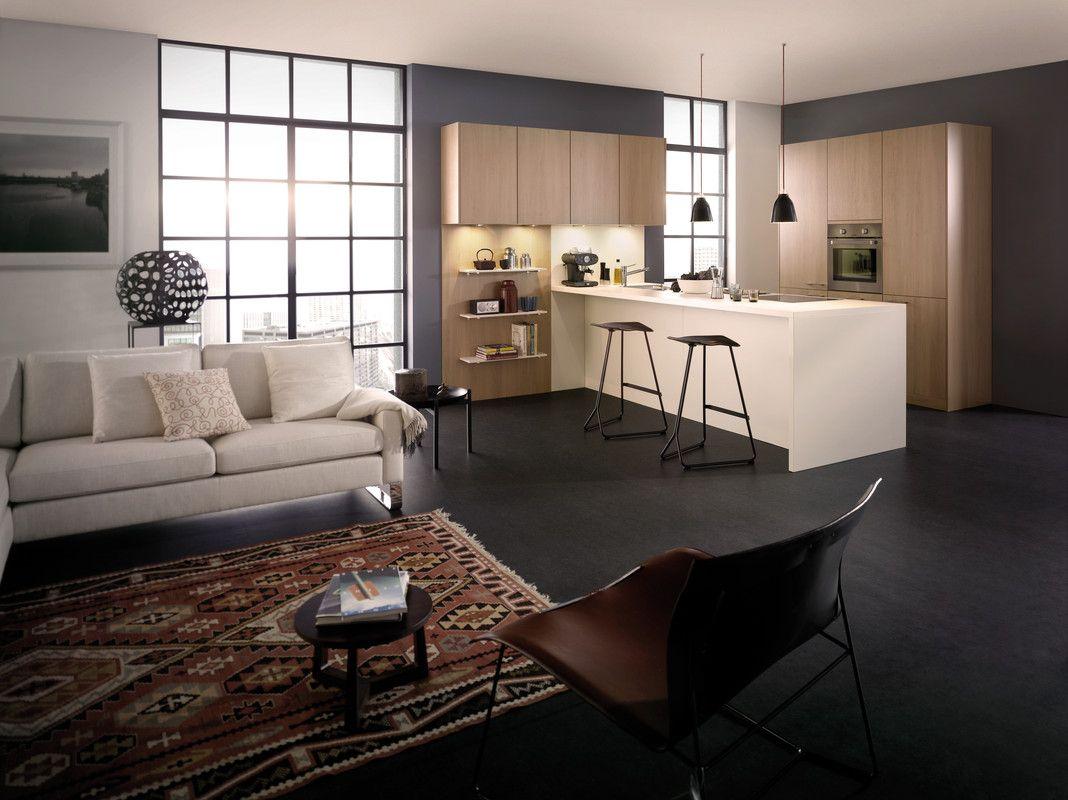 PINTA-K | ORLANDO-K › Schichtstoff › Modern Style › Küchen ... | {Leicht küchen weiß 18}