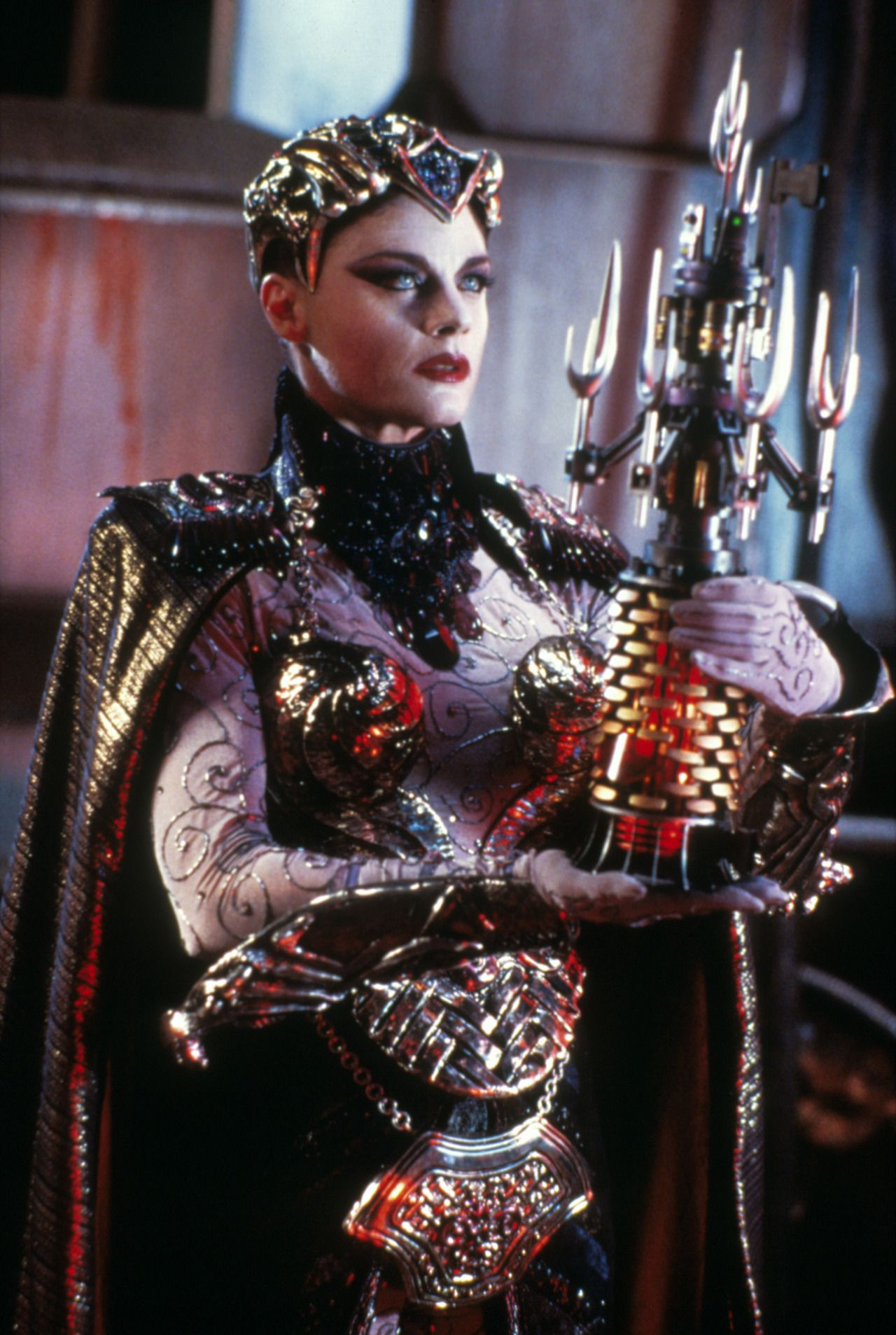 Meg foster in masters of the universe arte medieval