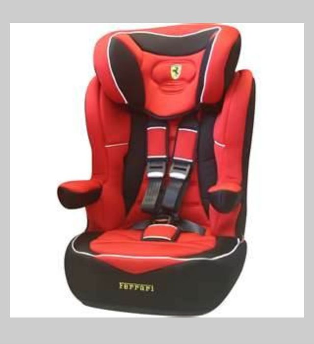 ferrari baby car seat fun stuff best baby car seats. Black Bedroom Furniture Sets. Home Design Ideas