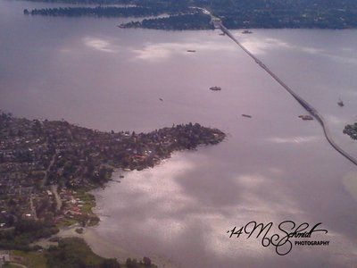 Lake Washington From The Air 2014-00059 by MSchmidtPhotography.deviantart.com on @DeviantArt