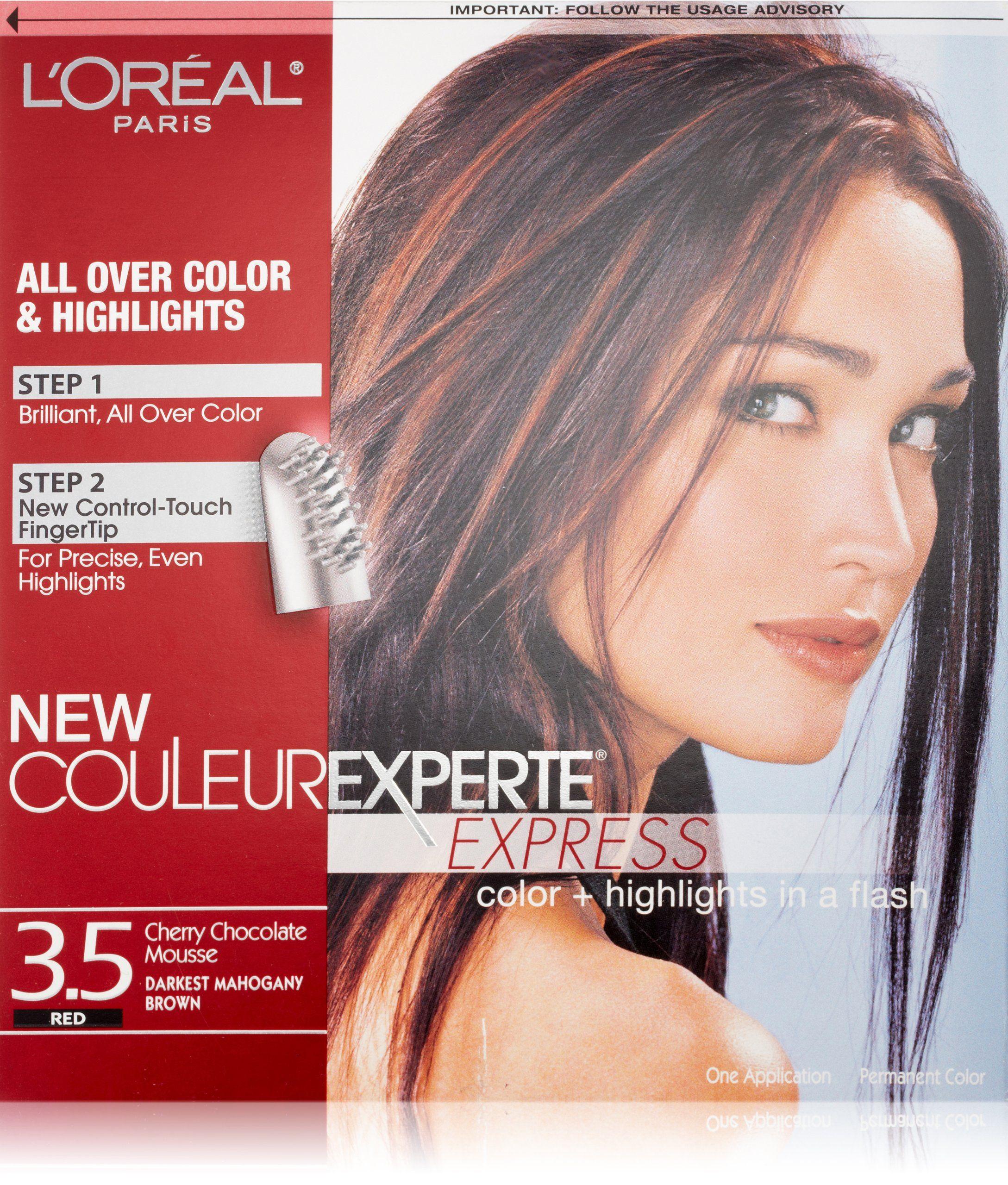 Loreal Paris Couleur Experte Color Highlights In A Flash Darkest