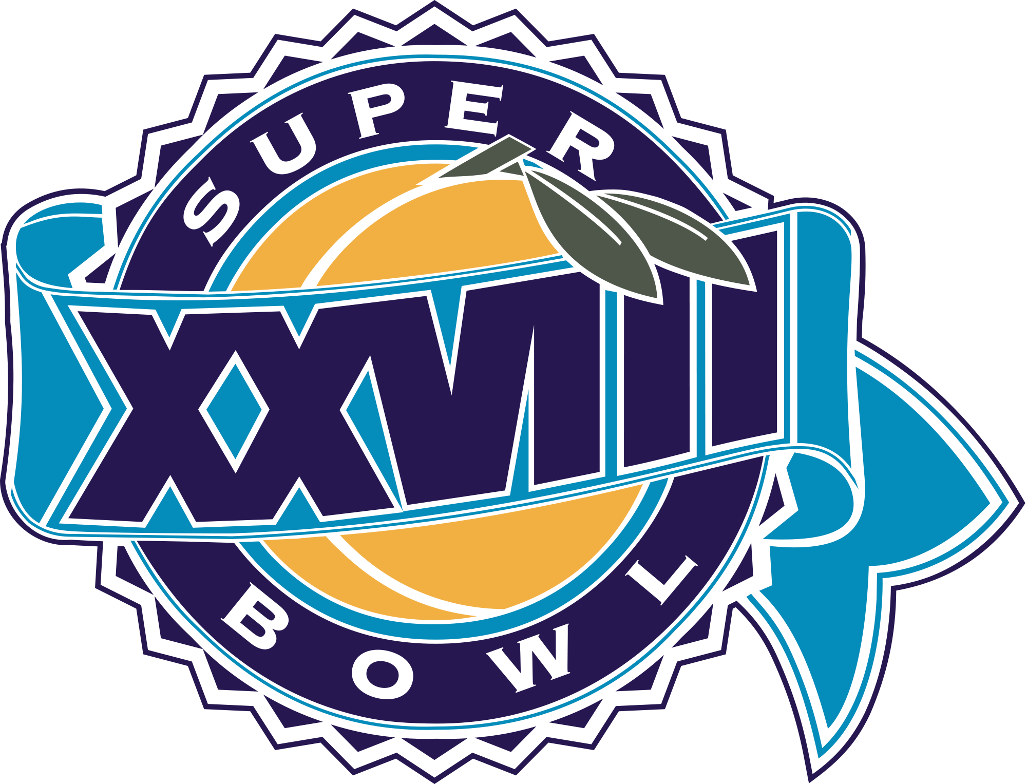 Super Bowl Xxviii Ano 1994 Superbowl Logo Super Bowl Nfl Championships