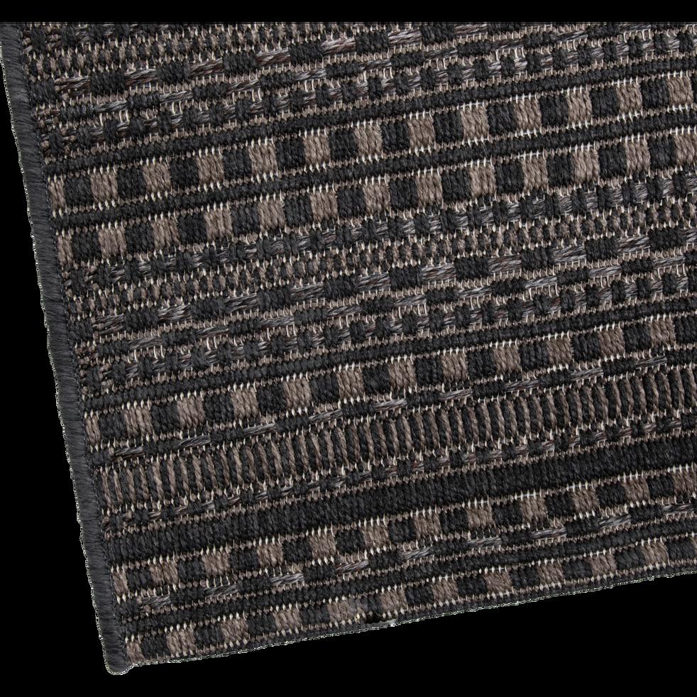 80 En 160 230 Tapis D Exterieur A Motifs Noir 120x170 Cm Fuveau 120x170 Cm Tapis D Exterieur Alinea Tapis Exterieur Motif Noir Tapis