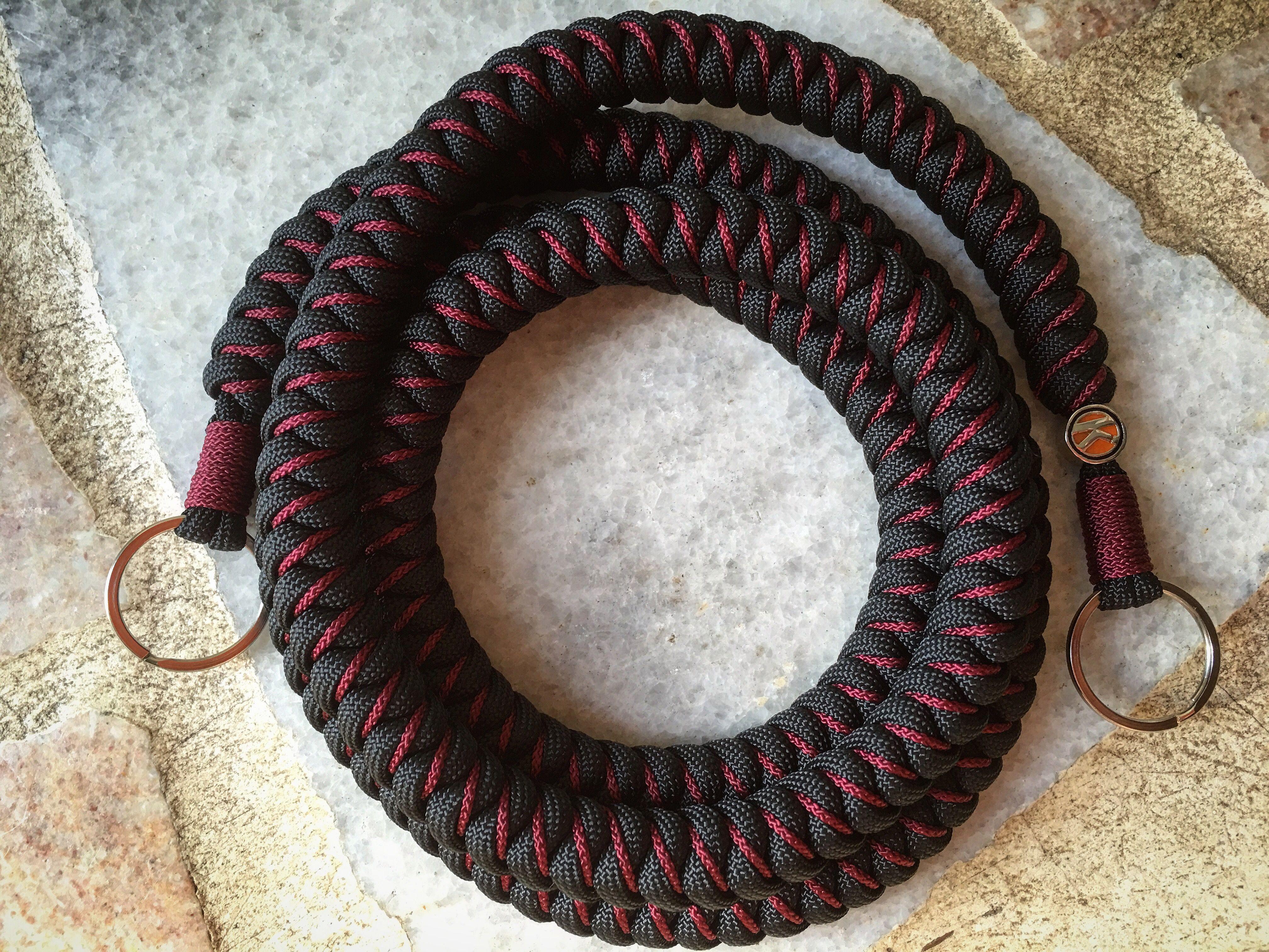 Stitched Snake Knot Camera Strap Diy Camera Strap Paracord