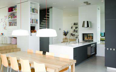 Villa s ijburg marc architects scandinavian interiors