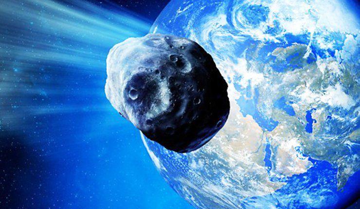 Cientistas da Sibéria descobriram asteroide que pode colidir com a Terra - Disso Você Sabia ?
