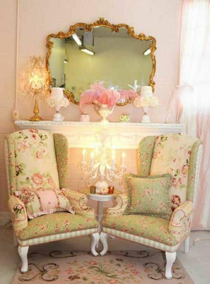 What a pleasant little spot. | Shabby chic decor | Pinterest ...