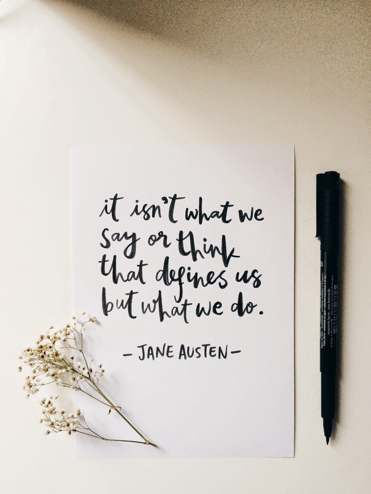 Calligraphy Quotes Pinterest