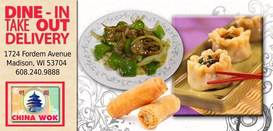 China Wok Order Online Madison Wi 53704 Chinese