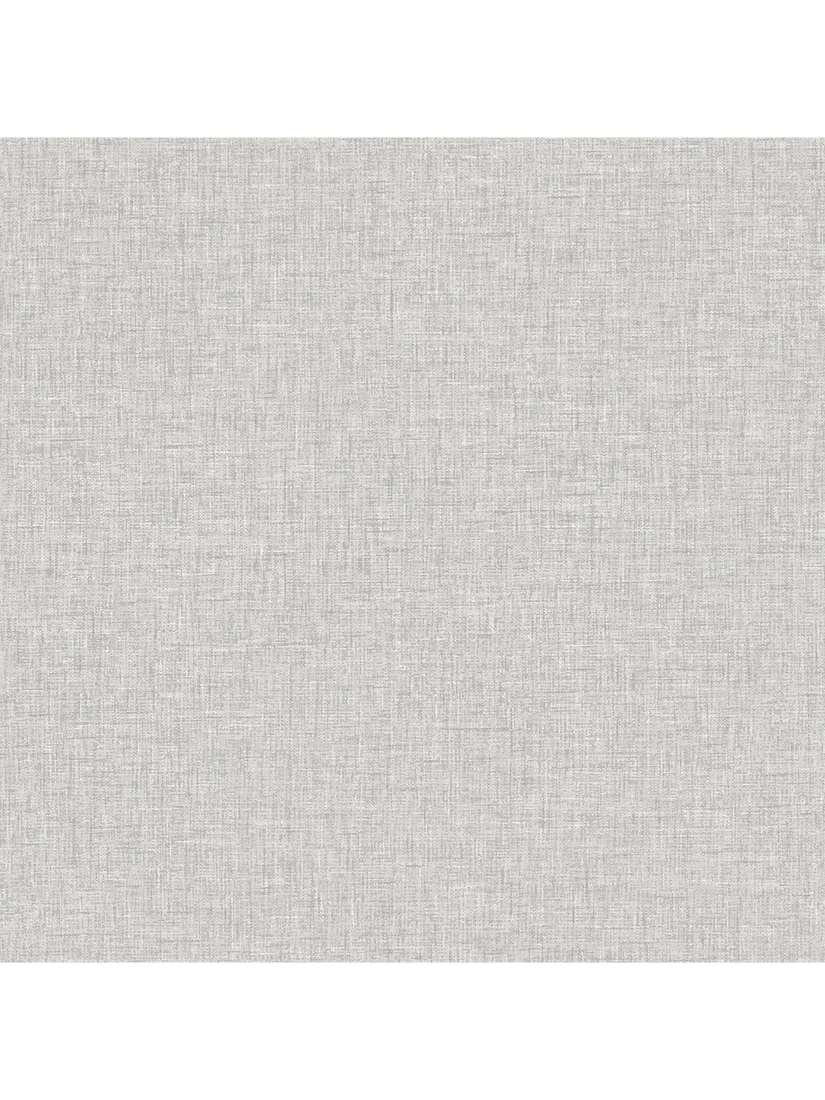 ARTHOUSE Linen Texture Wallpaper Grey (With images