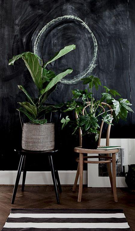Am nager une terrasse en l love pots pinterest for Hangedekoration wohnzimmer