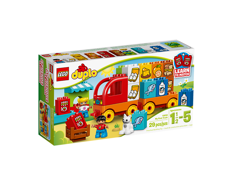 Buy LEGO DUPLO My First Truck NEW RELEASE 2016 for R369.00 | Lego ...